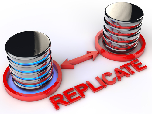 mysql replication logo