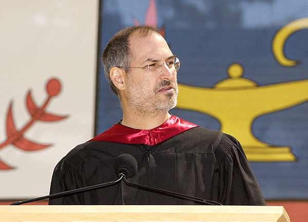 Steven Jobs speech