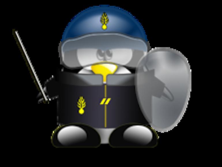 Linux Security Logo